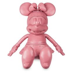 COACH x DISNEY MINNIE MOUSE DOLL LEATHER NWT Pink Dots  LE Sold Out Exclusive