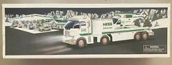 2006 Hess Toy Truck And Helicopter - New In Box
