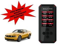 Bully Dog Bdx 40470 Tuner Programmer For 2005 - 2010 Ford Mustang Gt 4.6 Engine