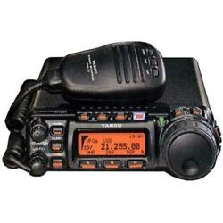 Fixedmount CB Radios Yaesu FT-857D Amateur Transceiver HF VHF UHF All-Mode