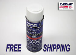 Johnson Evinrude Oem Factory Matched White Touch Up Paint 777171