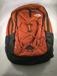 The North Face Jester Man Woman Travel School Laptop Backpack Gingerbread Brown