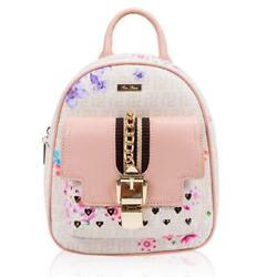 Teen Girls Mini Backpack Purse Casual Fashion Cute Pink Shoulder Bags for Women