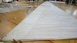 Used North Dacron Mainsail Soverel 39 Luff 47and03911 3 Reefs