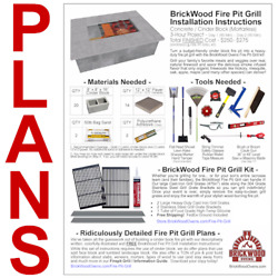 Diy Fire Pit • Homemade Fire Pit Grill • How To Build A Fire Pit - Diy Plans