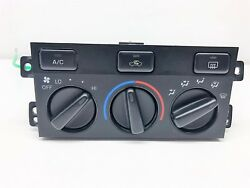 2000-01 Toyota Camry AC Heater Climate Control Unit