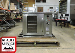 Blodgett Ctb-1 Commercial Half Size Electric Convection Oven - 208, 3 Phase