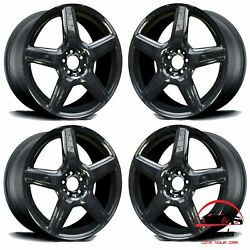 Set Of 4 Mercedes Clands Amg Class 2009-2013 20 Factory Oem Staggered Wheels Rims