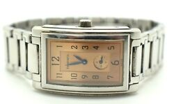 And Co. Grand Resonator Stainless Steel Quartz Watch