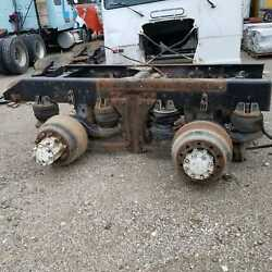 1994 Kenworth T600 Axle Assembly Differental Read Cutoff Spicer Part Num 303192