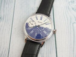 Menand039s Wrist Watch Day And Night Which Soviet Movement Molnija Cal. 3602 Servised