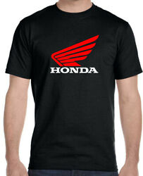 Honda Wing Motorcycle Racing T-Shirt  $15.95