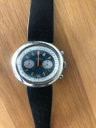 Super Rare Cerfidor Diver Watch Swiss Collectable