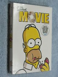 The Simpsons Movie Dvd, 2009, Widescreen Factory Sealed New