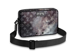 Louis Vuitton Alpha Messenger Galaxy Cross Body Shoulder Bag LV Brand New