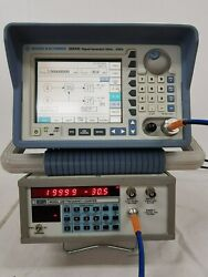 Eip 28b Cw Microwave Frequency Counters 10hz To 26.5ghz Opt.05,08 , As-is