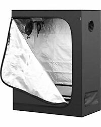 Hydroponic Water-Resistant Grow TentRemovable Floor48