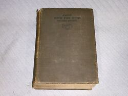Vintage September 1936 Gone With The Wind Hardcover Book By Margaret Mitchell