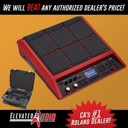 Roland SPD-SX SE Percussion Sampling Pad + SKB Molded Hard Case! CA's #1 Dealer!