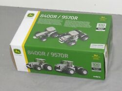 164 John Deere 8400r 9570r Silver 100 Year Company Store Special Edition