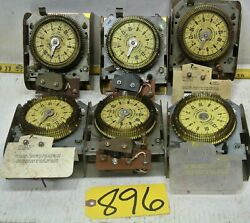 6 Pcs. Am - Pm Dial On And Off Switch -trippers Industrial Machine Controls