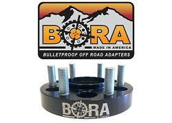 Kubota L 6.00 Rear Wheel Spacers 2 By Bora Off Road - Made In The Usa