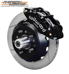 Wilwood 65-69 Ford Mustang, Falcon, Cougar 12.88 Front Disc Brakes 140-12637