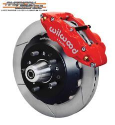 Wilwood 65-69 Ford Mustang, Falcon, Cougar 12.88 Front Disc Brakes 140-12637-r