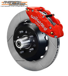Wilwood 65-69 Ford Mustang, Falcon, Cougar 14.00 Front Disc Brakes 140-12638-r