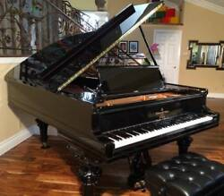 STEINWAY & SONS GRAND PIANO MODEL B Extremly Rare One of best Sounding Piano NEW