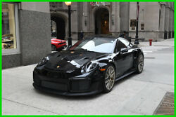 2018 Porsche 911 GT2 RS 2018 GT2 RS Used Turbo 3.8L H6 24V Automatic RWD Coupe Premium