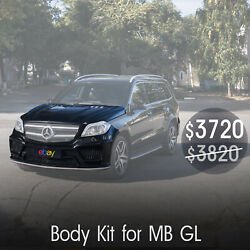 Body kit for Mercedes-Benz GL X166 2012 - 2016