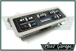 Roof Entertainment Climate Switch Control Pad WK WL Statesman Caprice #1 Aces