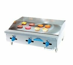 Comstock-castle 3236mg 36 Countertop Gas Griddle