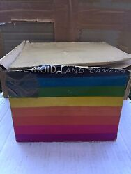 Polaroid Colorpack Ii Land Camera Complete Vintage Perfect