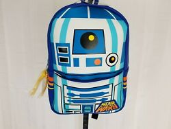 Funko Loungefly Star Wars R2D2 Patch Backpack Target Exclusive New with tags $24.96