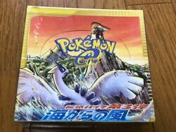 Pokemon Card e Wind from the Sea Vol.3 Booster Box 40 Packs Japanese