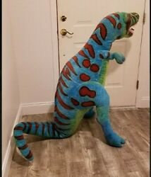 Melissa And Doug Giant Plush Stuffed T-Rex Dinosaur - 4 FT TALL 45 INCHES HUGE