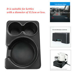 Water Bottle Holder Fixed Bottom Plate Car Rack Marine Cup Base 13.5cm Or Less