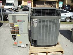 Trane Central Air 2-Ton Condenser and Air Handler AC Unit