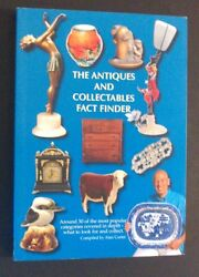 Alan Carter - The Antiques And Collectables Fact Finder - Pb 2005 - Australia