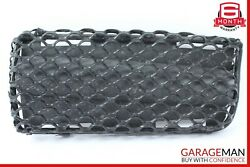 06-11 Mercedes W164 Ml63 Amg Front Left Side Bumper Grille Cover Mesh Grill Trim