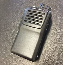 Vertex Vx-230 Vhf 148-174 Mhz With Antenna/battey/belt Clip And Charger
