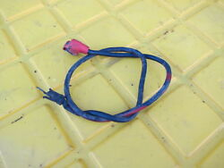 1991 Honda Fourtrax 300 Trx300fw 4x4 Oem Positive Battery Cable Wire