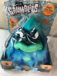 Pomsies Grumblies Hydro Blue Interactive Monster Kids Christmas Toy, New