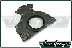 Good Used Rear Main Plate Back Engine Cover Ve Wm V8 6.0l L98 Ls2 Motor - Aces