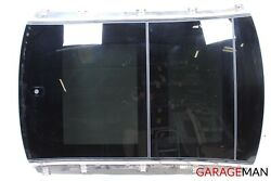 10-13 Mercedes W221 S550 Rear Panoramic Roof Glass Panel Assembly 2217804229 OEM