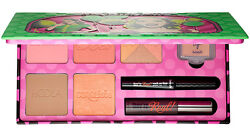 Benefit Cosmetics Real Cheeky Party Holiday Blush Palette Le Nib
