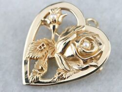 Order Of The Rose Sorority Pin Or Pendant
