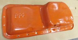 Charger Cuda 933 Hp Oil Pan With Baffle - Nice Survivor Road Runner 73 74